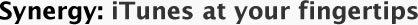 Synergy: it changes everything